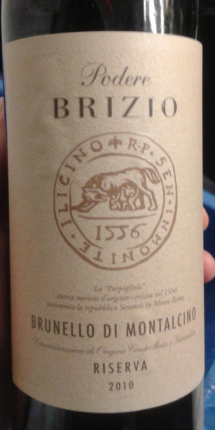 Brizio, Brunello
